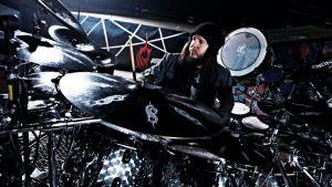 Joey Jordison Drum Kit