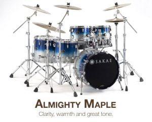 Sakae Drums Almighty Series
