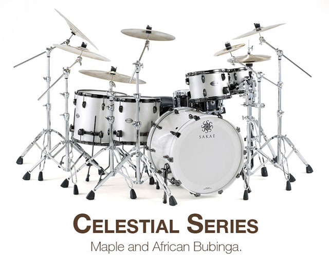 Sakae Drums Trilogy Series DrumPerium