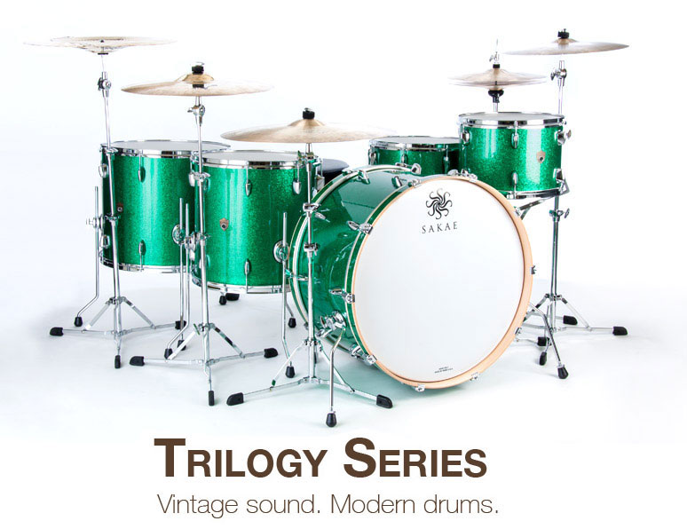Sakae Drums Trilogy Series DrumPerium
