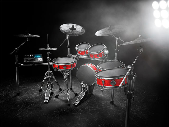 "Strike Pro Kit – The New ""Monster"" From Alesis"