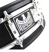 SNARE DRUM PAD PINTECH BLACK PHOENIX 14 INCH SNARE