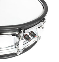 PINTECH CRHOME 14 INCH SNARE DRUM PAD TUNING