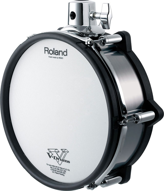 ROLAND DRUM PAD PD-108 10 INCH V-PAD FRONT