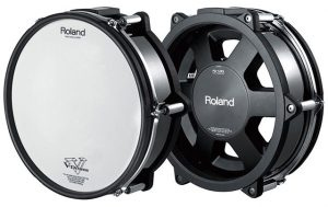 ROLAND SNARE DRUM PAD PD128S-BC