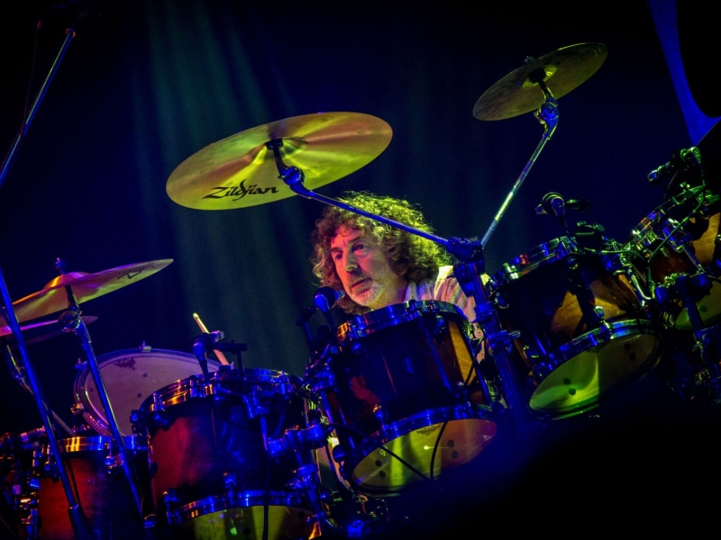 simon philips drummer 2015