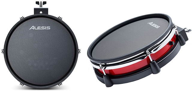 ALESIS-CRIMSON-REVIEW-CRIMSON-DRUM-PADS