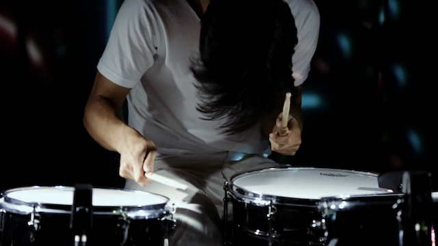 Ian Chang Drum Video