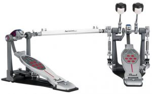 Pearl Eliminator Redline Double Pedal Review Front