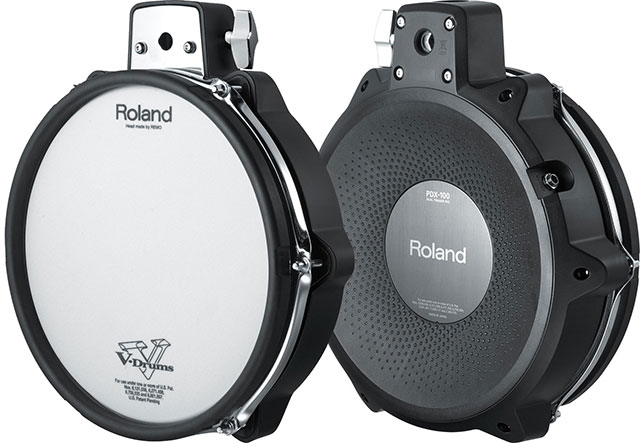 ROLAND DRUM PAD PDX-100