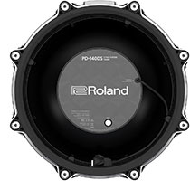 Roland PD-140DS Snare Pad 14 Inch V-Pad Bottom