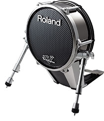 Roland TD-50KV Electronic Drum Set Kick Pad