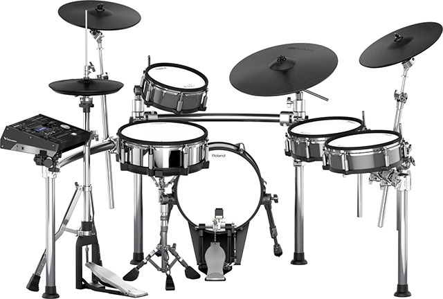 Roland TD-50KV Electronic Drum Set