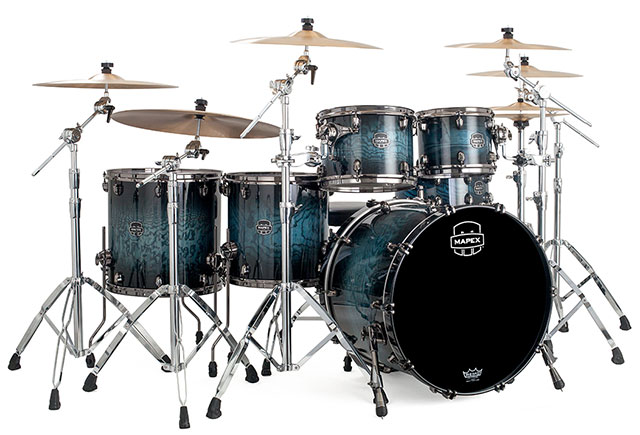 Mapex Saturn V MH Review