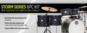 mapex storm bundle drum set