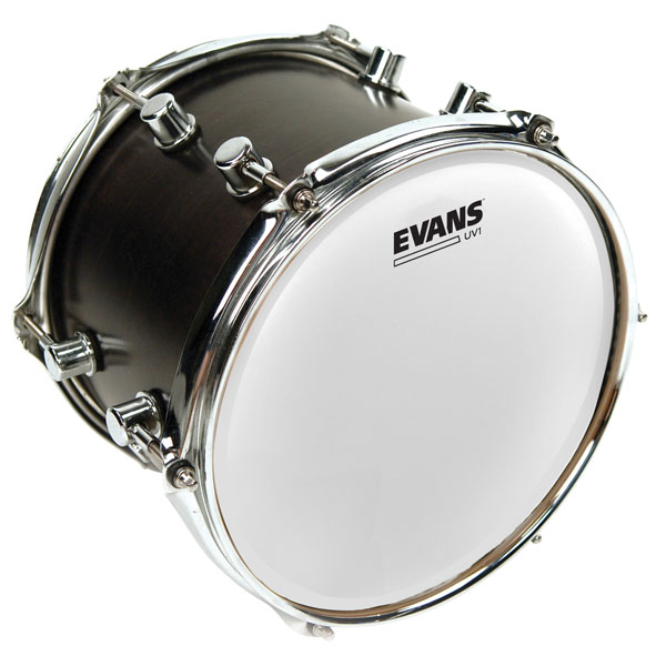 Evans Unleashes UV1 Drumheads Designed For Durability