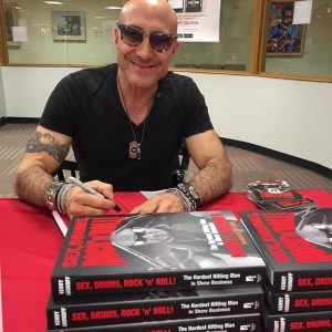 Kenny Aronoff Sex Drums Rock 'n' Roll