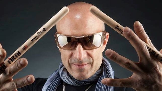 Kenny Aronoff Releases Autobiography
