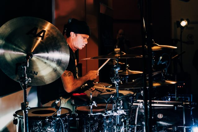 Chad Smith Holds Masterclass In London