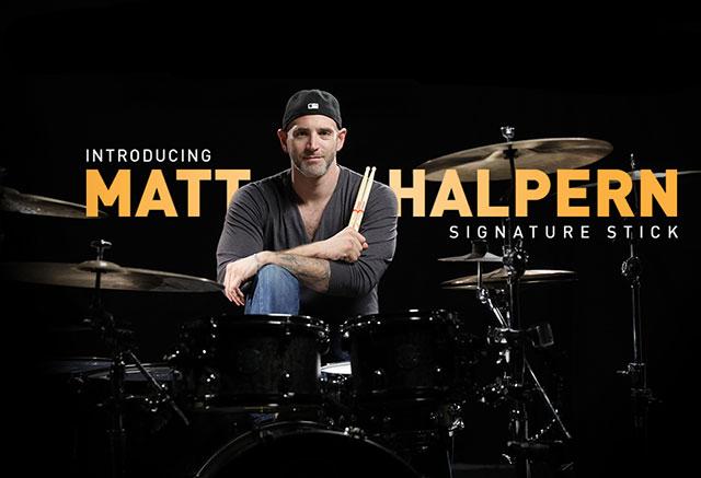 Matt Halpern Pro Mark Signature Drumsticks