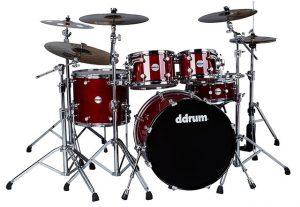 ddrum Reflex ELT 5pc Drum set