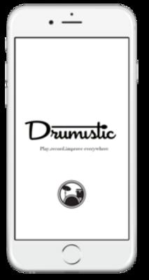 Drumistic App iOS Android
